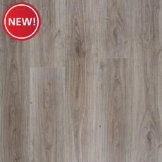 New! Silver Gray Oak Matte Laminate