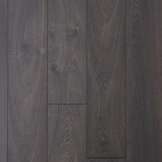 Jet Black Oak Matte Laminate