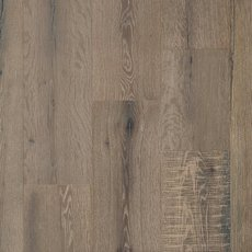 Grullo White Oak Distressed Engineered Hardwood XL Plank