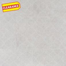 Clearance! Moroccan Groutable Vinyl Tile