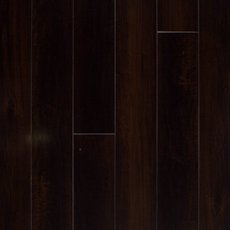 Espresso High Gloss Rigid Core Luxury Vinyl Plank-Cork Back