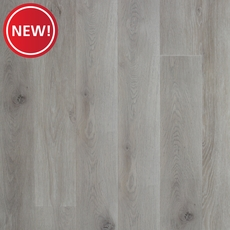 New! Gray High Gloss Plank with Cork Back
