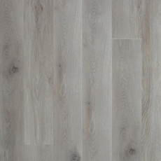 Gray High Gloss Rigid Core Luxury Vinyl Plank Cork Back