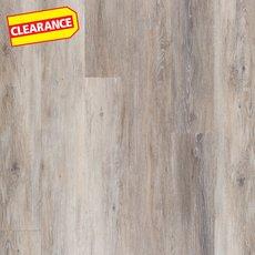 Clearance! Storm Oak Luxury Vinyl Plank