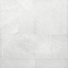 Bianco Neve Honed Marble Tile