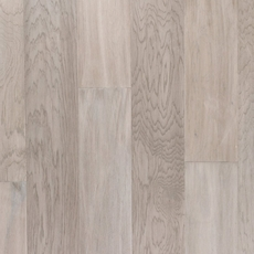 Hickory Snow Handscraped Locking Engineered Hardwood