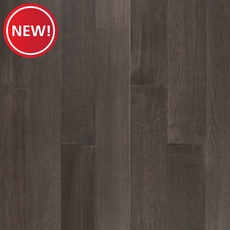 New! White Oak Dark Gray Wire Brushed Locking Engineered Hardwood
