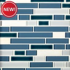 New! Belize Glass Mosaic