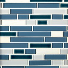 Belize Glass Mosaic