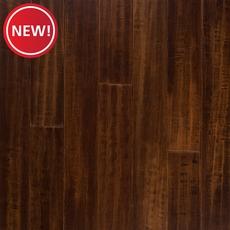 New! Matera Hand Scraped Locking Engineered Stranded Bamboo