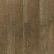 Birch Gray Smooth Engineered Hardwood
