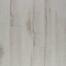 Alabaster Smooth Groutable Self-Stick Luxury Vinyl Plank