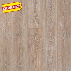 Clearance! Sunset Oak Smooth Cork Plank
