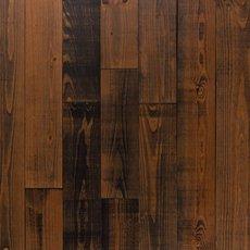 Black Sierra Pine Distressed Solid Hardwood