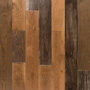 Rustic Dream Oak Solid Hardwood