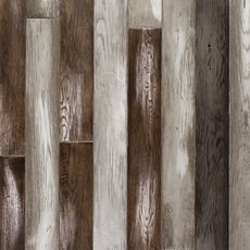 Canyon Mix Oak Solid Hardwood