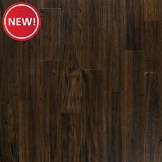 New! Amber Mahogany Hand Scraped Solid Hardwood
