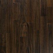 Amber Mahogany Hand Scraped Solid Hardwood