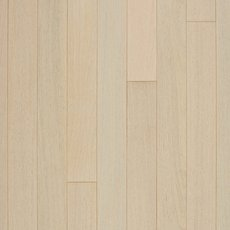 Mystic White Brazilian Oak Wire Brushed Solid Hardwood
