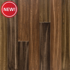 New! Madison Hand Scraped Wire Brushed Water-Resistant Stranded Engineered Bamboo