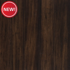 New! Tawny Hand Scraped Stranded Engineered Bamboo