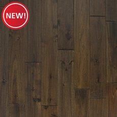 New! Desert Sand Acacia Hand Scraped Solid Hardwood with Techtanium