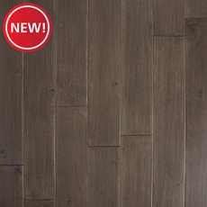 New! Black Acacia Techtanium Hand Scraped Solid Hardwood