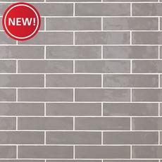 New! Nickel Porcelain Tile