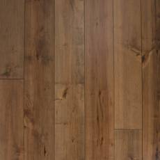 Natural Maple Techtanium Wire Brushed Engineered Hardwood