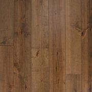 Natural Maple Techtanium Wire Brushed Engineered Hardwood