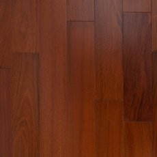 Brazilian Cherry Techtanium Hand Scaped Locking Engineered Hardwood