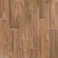 Burton Oak Wood Plank Porcelain Tile
