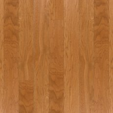 Gunstock Oak Smooth Water-Resistant Engineered Hardwood