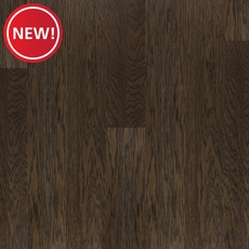 New! Dark Wave Oak Water-Resistant Engineered Hardwood