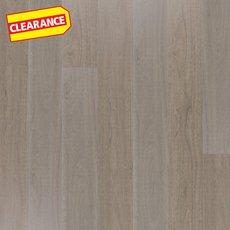 Clearance! Coastal Drift Walnut Water-Resistant Engineered Hardwood
