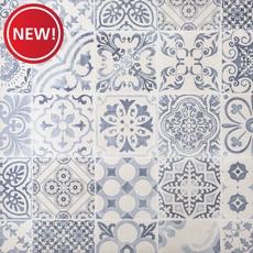 New! Skyros Decorative Blanco Porcelain Tile