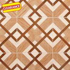 Clearance! Hiba Marron Ceramic Tile