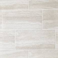 Earthstone White Porcelain Tile