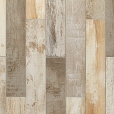 Avalon Pier Multi Porcelain Tile