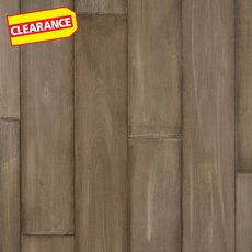 Clearance! Winter Gray Birch Wire Brushed Engineered Hardwood