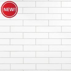 New! Meringue Matte Ceramic Tile