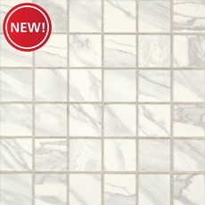 New! Marble Art Matte Ceramic Mosaic