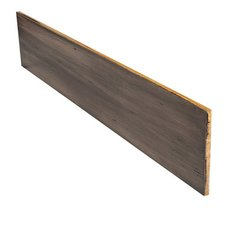 Color 36587TW Stranded Carbonized Bamboo Stair Riser - 42 in.