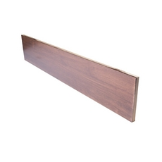 Color 39379TW Maple Stair Riser - 42 in.