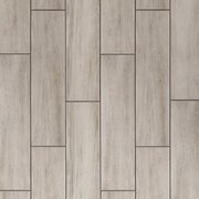 Carson Gray Wood Plank Ceramic Tile