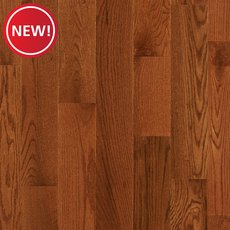 New! Gunstock Oak Smooth Tongue and Groove Solid Hardwood
