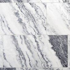 Mountain Gray Polished Marble Tile