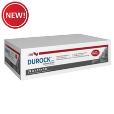 New! Durock Cement Board with EdgeGuard