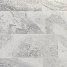Solco White Polished Marble Tile