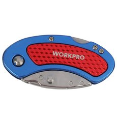Work Pro Aluminum Mini Folding Utility Knife